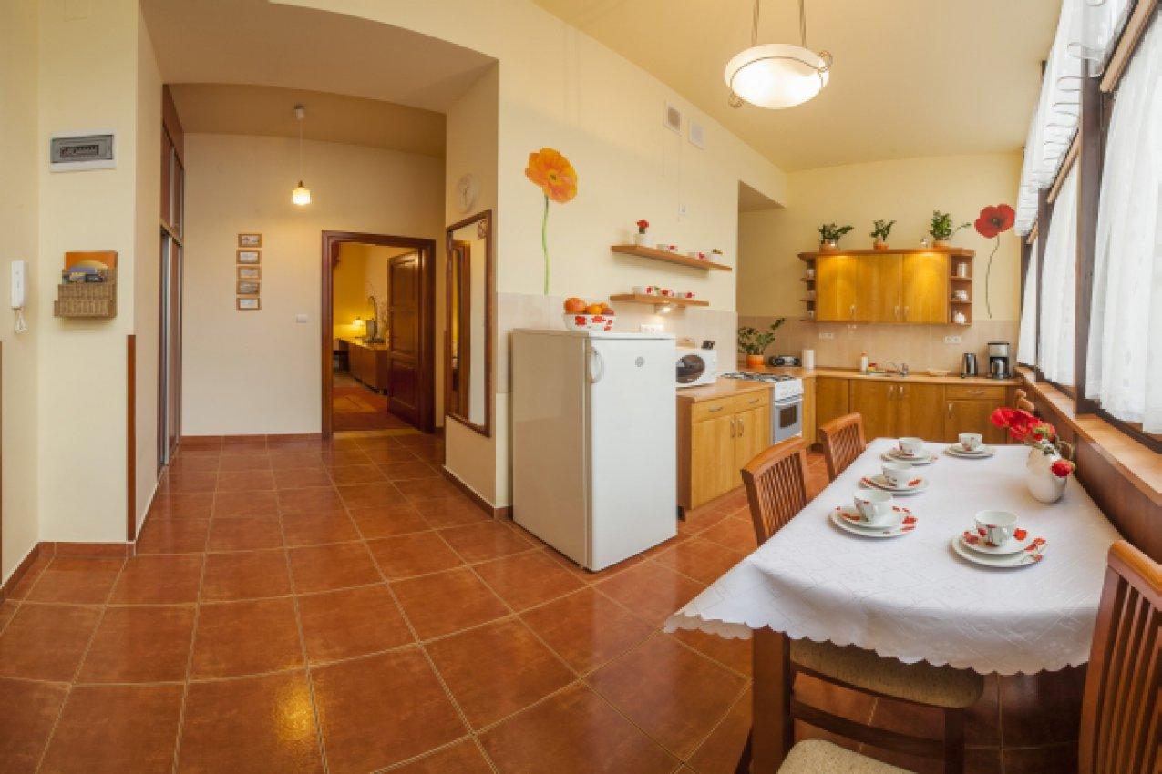 German Apartment